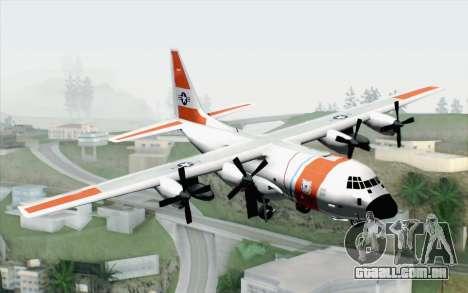 C-130H Hercules Coast Guard para GTA San Andreas