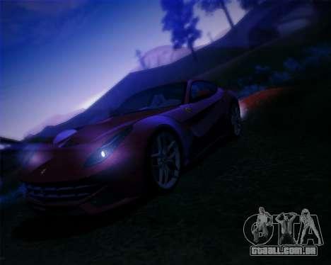 iNFINITY ENB para GTA San Andreas terceira tela