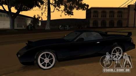 Beta ZR-350 Final para o motor de GTA San Andreas