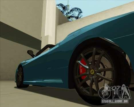 ENB Series for SAMP para GTA San Andreas por diante tela