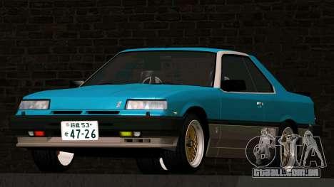 Nissan Skyline 2000 Turbo Intercooler RS-X kouki para GTA San Andreas