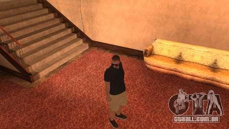 New Zero para GTA San Andreas segunda tela