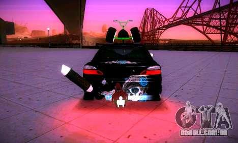 ANCG ENB v2 para GTA San Andreas décima primeira imagem de tela