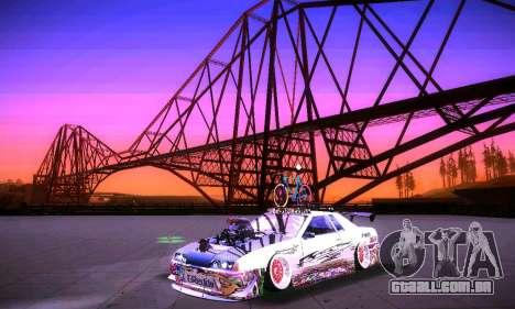ANCG ENB v2 para GTA San Andreas nono tela