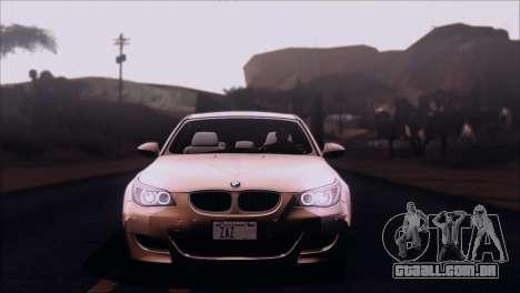 Strong ENB para GTA San Andreas por diante tela
