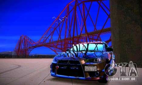 ANCG ENB v2 para GTA San Andreas quinto tela