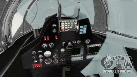Savage GTA 5 para GTA San Andreas vista direita