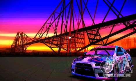 ANCG ENB v2 para GTA San Andreas sexta tela