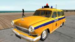 GÁS 22 Soviética polícia