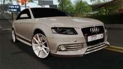 Audi S4 Sedan 2010