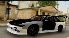 Nissan Silvia S13 Drift