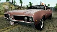 Oldsmobile 442 Holiday Coupe 1969 HQLM