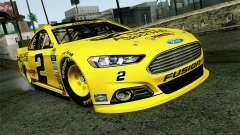 NASCAR Ford Fusion 2013 v4