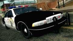 Chevy Caprice SAHP SAPD Highway Patrol v1