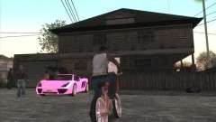 Personal car na Grove Street CJ