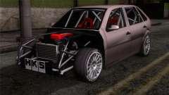 Volkswagen Golf hatchback 5 DV para GTA San Andreas