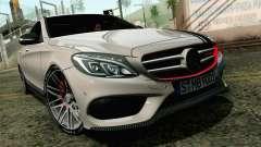 Mercedes-Benz C250 AMG Brabus Biturbo Edition EU