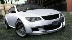 GTA 5 Ubermacht Sentinel XS