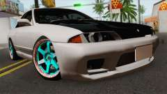 Nissan Skyline R32 Drift JDM para GTA San Andreas
