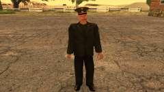 Coronel do exército russo