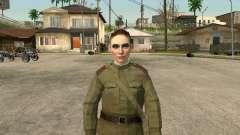 O sargento militar de campo medicina
