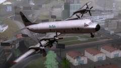 L-188 Electra Buffalo Airways
