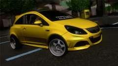 Opel Corsa OPC para GTA San Andreas
