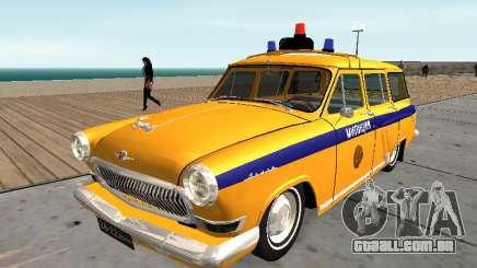 GÁS 22 Soviética polícia para GTA San Andreas