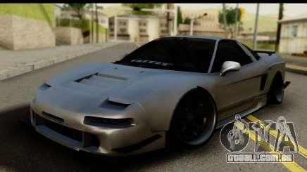 Honda NSX Street Killer para GTA San Andreas