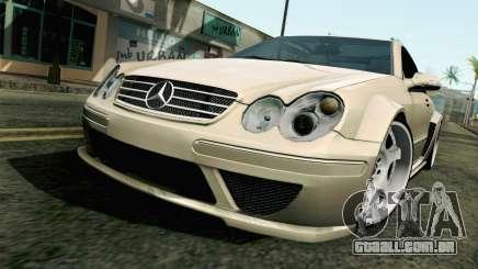 Mercedes-Benz CLK DTM 2004 para GTA San Andreas