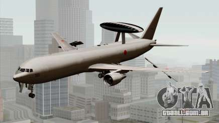 Boeing E-767 Japan Air Self-Defense Force EoJ para GTA San Andreas