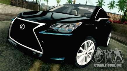 Lexus NX 200T v4 para GTA San Andreas