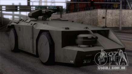 Alien APC M577 para GTA San Andreas