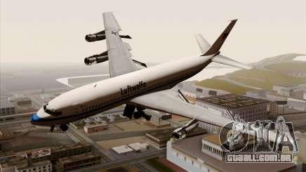 Boeing 707-300 Luftwaffe para GTA San Andreas