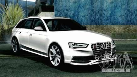 Audi S4 Avant 2013 para GTA San Andreas