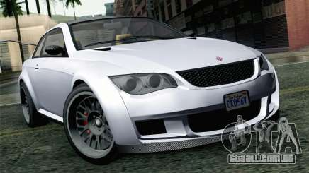 GTA 5 Ubermacht Sentinel XS para GTA San Andreas