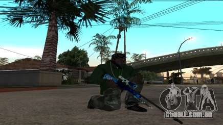AWP DragonLore из CS:GO para GTA San Andreas