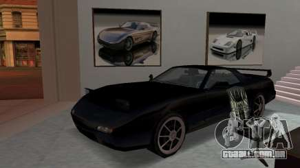 Beta ZR-350 Final para GTA San Andreas