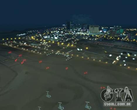 Project 2dfx 2.5 para GTA San Andreas sétima tela