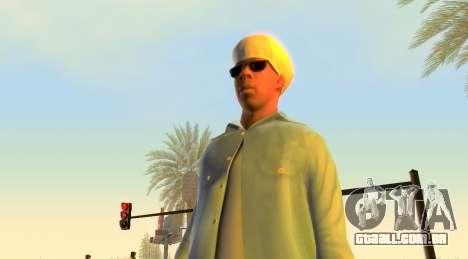 Timecyc & Colormod para GTA San Andreas por diante tela