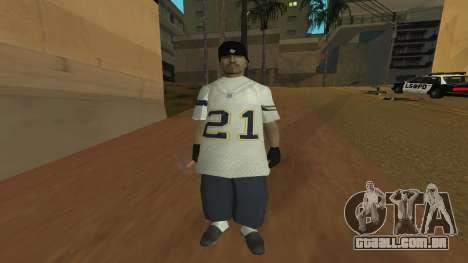 Los Santos Vagos Skin Pack para GTA San Andreas