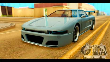 Infernus Rapide GTS Stock para GTA San Andreas