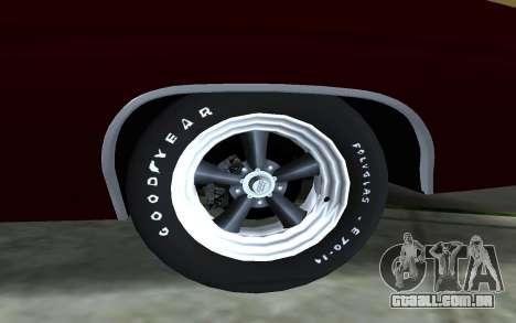 Pacote De Roda para GTA San Andreas