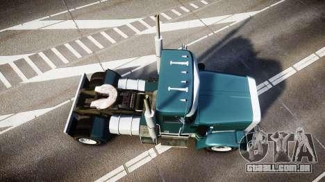 JoBuilt 289 Phantom para GTA 4 vista direita