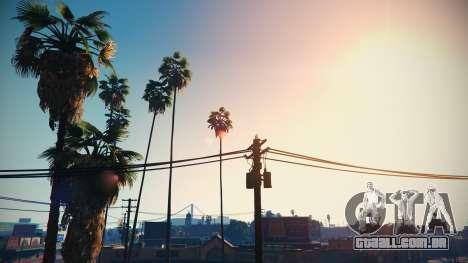 Crying Lightnings FX para GTA 5
