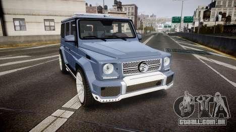 Mercedes-Benz B65 Brabus [ELS] para GTA 4