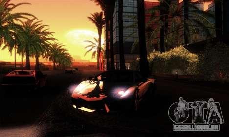 Trigga Snupes ENB para GTA San Andreas terceira tela
