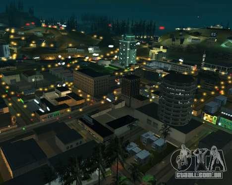 Project 2dfx 2.5 para GTA San Andreas segunda tela