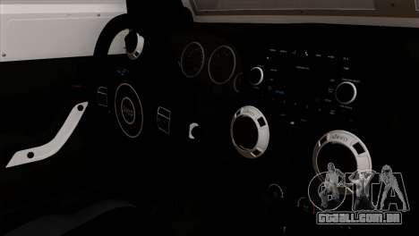 Jeep Wrangler 2013 Fast & Furious Edition para GTA San Andreas vista direita