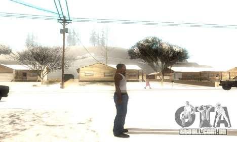 ENB Series v077 Light Effect para GTA San Andreas segunda tela